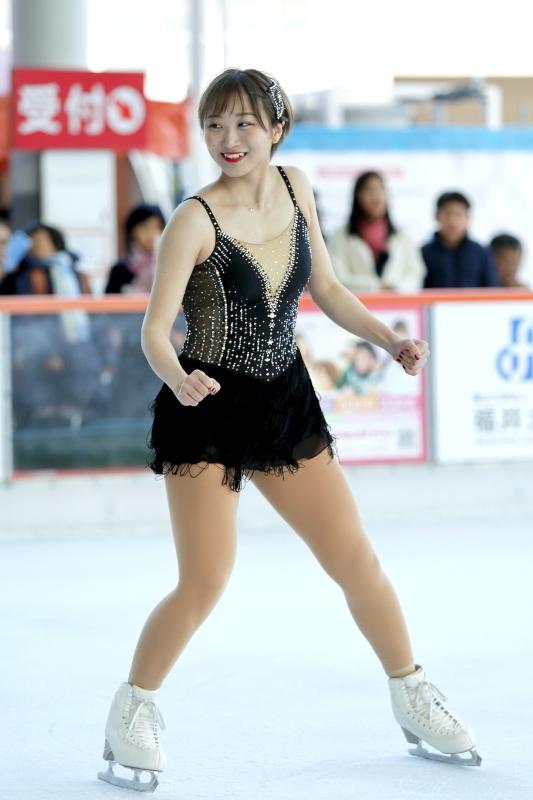 ハピリンク 関西大学アイススケート部スペシャルショー エキシビション_c0196076_22050465.jpg
