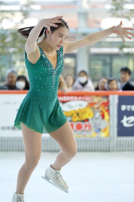 ハピリンク 関西大学アイススケート部スペシャルショー エキシビション_c0196076_22051137.jpg