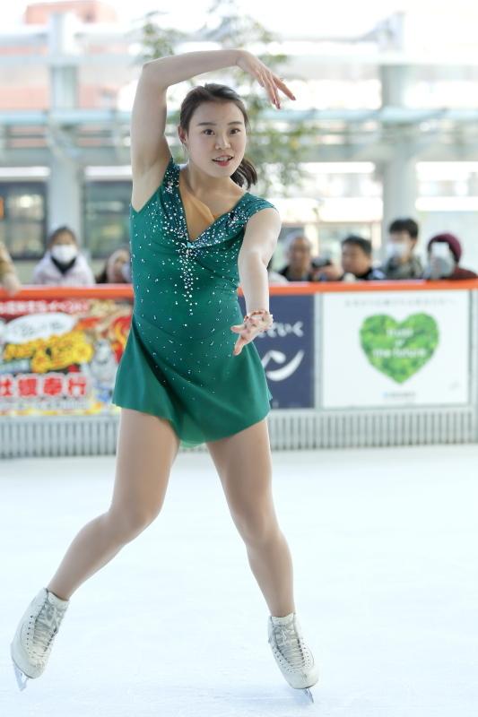 ハピリンク 関西大学アイススケート部スペシャルショー エキシビション_c0196076_22125741.jpg