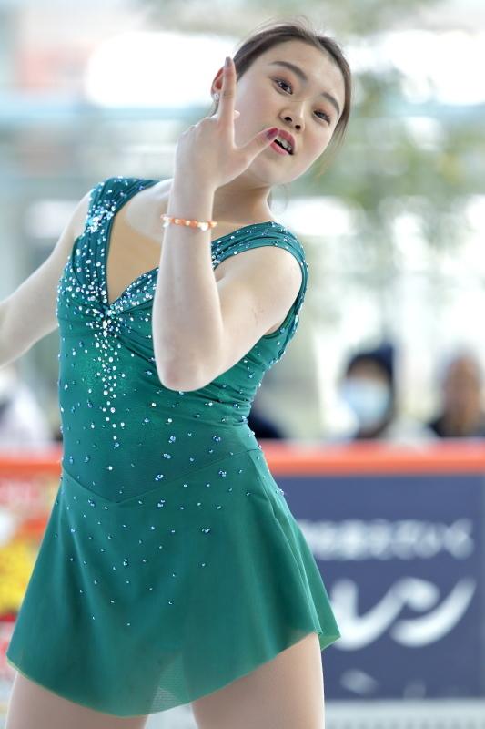 ハピリンク 関西大学アイススケート部スペシャルショー エキシビション_c0196076_22130138.jpg