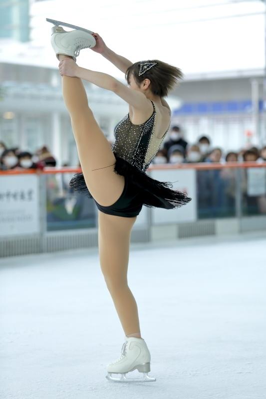 ハピリンク 関西大学アイススケート部スペシャルショー エキシビション_c0196076_22165616.jpg