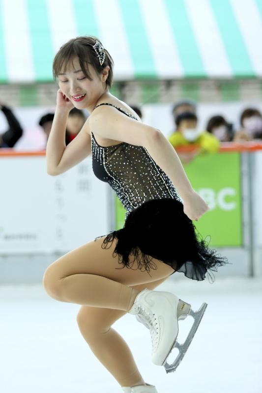ハピリンク 関西大学アイススケート部スペシャルショー エキシビション_c0196076_22183518.jpg