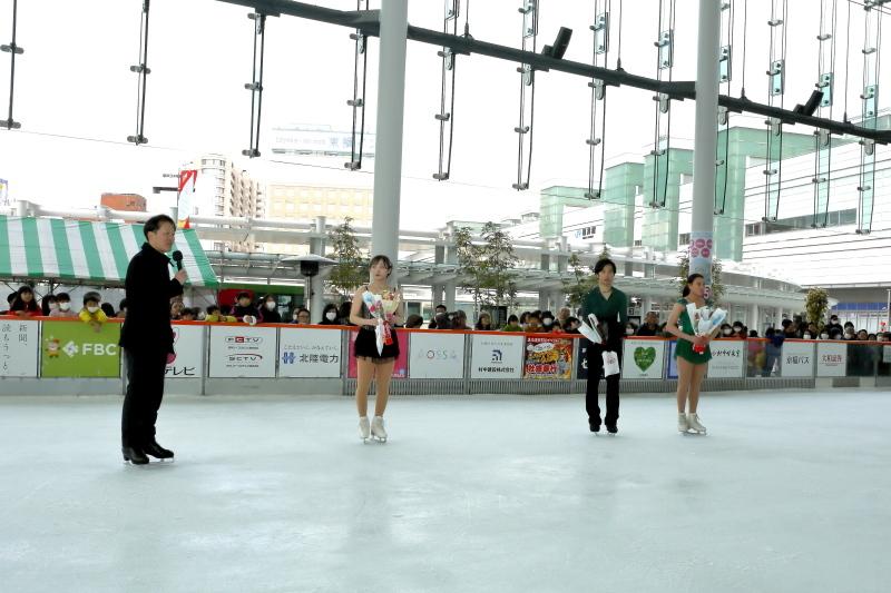 ハピリンク 関西大学アイススケート部スペシャルショー エキシビション_c0196076_22201660.jpg