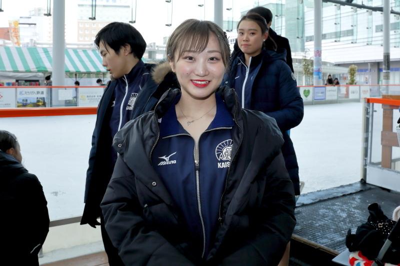 ハピリンク 関西大学アイススケート部スペシャルショー エキシビション_c0196076_22232576.jpg