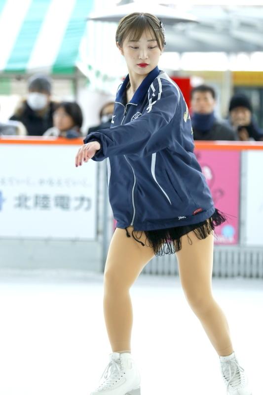 ハピリンク 関西大学アイススケート部スペシャルショー デモンストレーション_c0196076_22341820.jpg