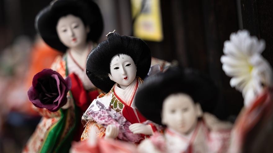 雛祭りが近づく旧東海道_d0353489_11193905.jpg