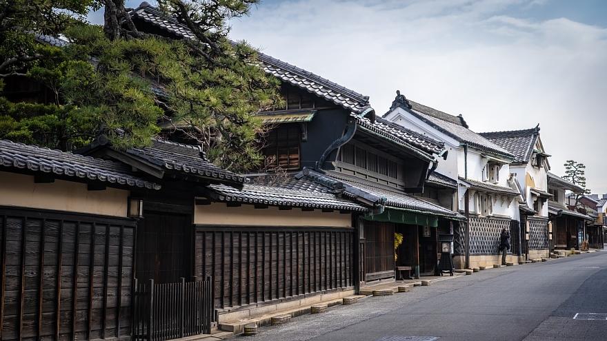 雛祭りが近づく旧東海道_d0353489_11195661.jpg