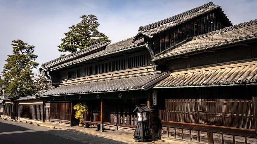 雛祭りが近づく旧東海道_d0353489_11205259.jpg