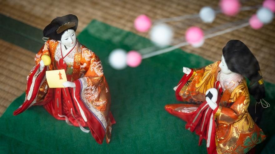 雛祭りが近づく旧東海道_d0353489_11214834.jpg