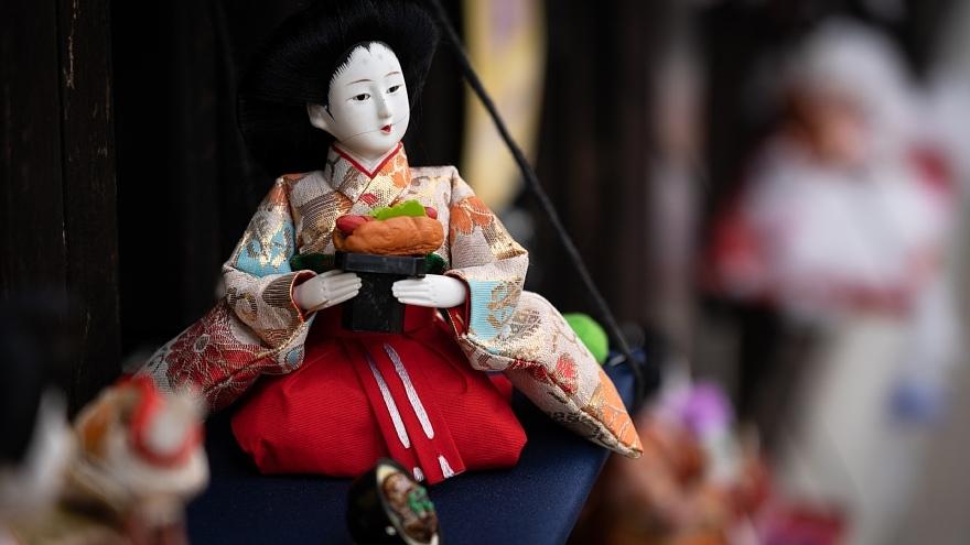 雛祭りが近づく旧東海道_d0353489_11222889.jpg