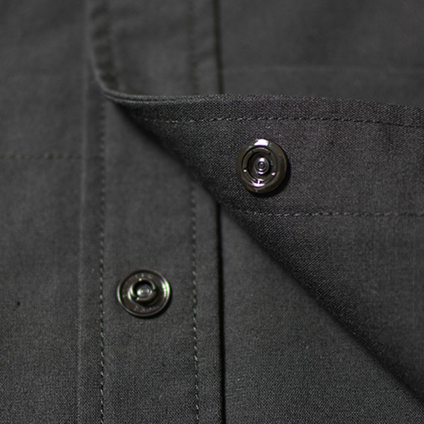 【DELIVERY】 STANDARD CALIFORNIA - Coolmax Stretch Duck Field Shirt_a0076701_12535591.jpg