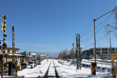雪景色、斜平の山々&吾妻連峰_c0075701_17273790.jpg