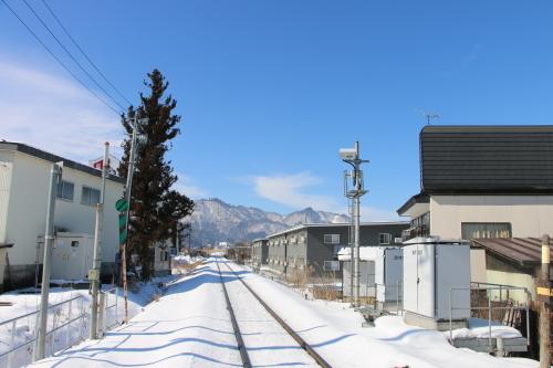雪景色、斜平の山々&吾妻連峰_c0075701_17274186.jpg