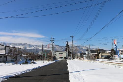 雪景色、斜平の山々&吾妻連峰_c0075701_17274673.jpg