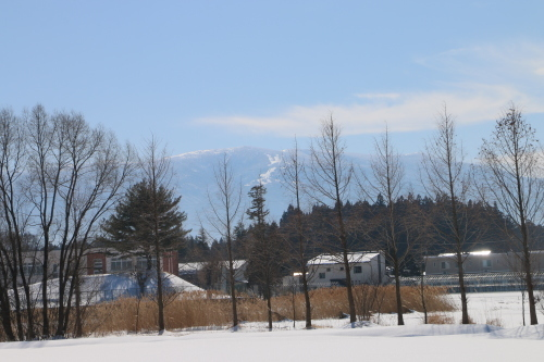 雪景色、斜平の山々&吾妻連峰_c0075701_17281257.jpg