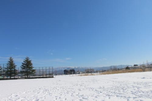 雪景色、斜平の山々&吾妻連峰_c0075701_17281571.jpg