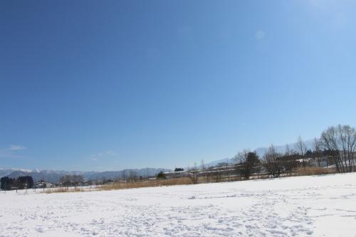 雪景色、斜平の山々&吾妻連峰_c0075701_17281960.jpg