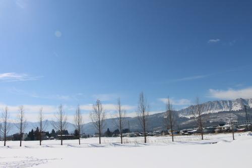 雪景色、斜平の山々&吾妻連峰_c0075701_17282812.jpg
