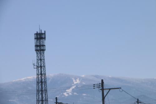 雪景色、斜平の山々&吾妻連峰_c0075701_17284014.jpg