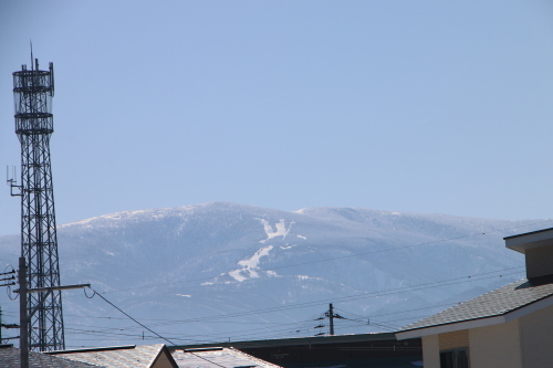 雪景色、斜平の山々&吾妻連峰_c0075701_17284308.jpg