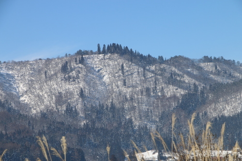 雪景色、斜平の山々&吾妻連峰_c0075701_17290282.jpg