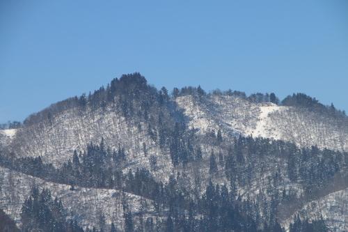 雪景色、斜平の山々&吾妻連峰_c0075701_17290662.jpg