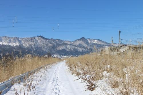 雪景色、斜平の山々&吾妻連峰_c0075701_17291520.jpg