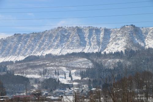 雪景色、斜平の山々&吾妻連峰_c0075701_17292165.jpg