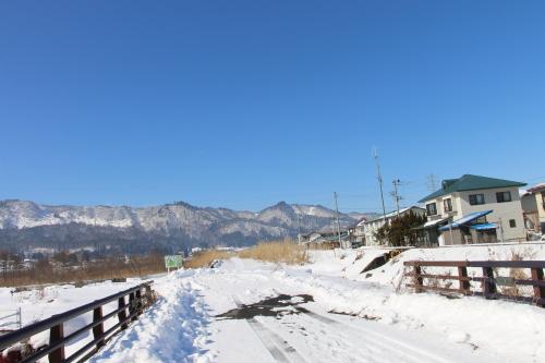 雪景色、斜平の山々&吾妻連峰_c0075701_17293643.jpg