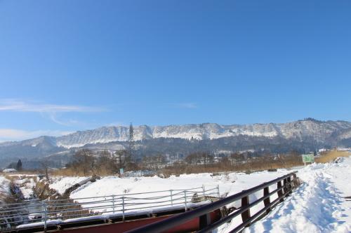 雪景色、斜平の山々&吾妻連峰_c0075701_17294104.jpg