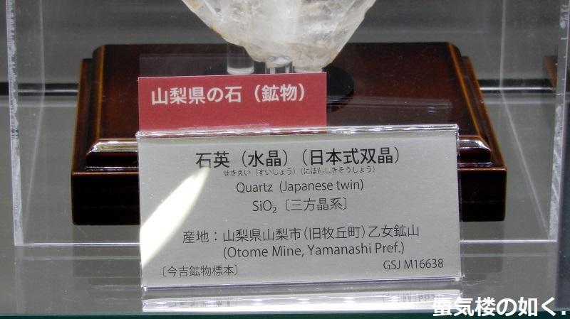 「恋する小惑星」舞台探訪004-1/3 第4話 つくば駅周辺、そして地質標本館へ_e0304702_08061652.jpg