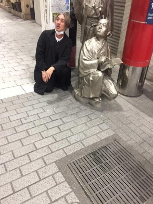 鹿児島、熊本、京都の2泊3日を1時間半で書きました。入荷フランスハンティングジャケット、USオーバーオールなど_f0180307_15591344.jpg