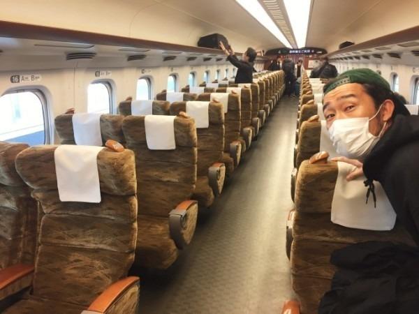 鹿児島、熊本、京都の2泊3日を1時間半で書きました。入荷フランスハンティングジャケット、USオーバーオールなど_f0180307_16474674.jpg