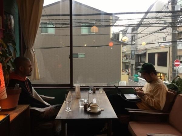鹿児島、熊本、京都の2泊3日を1時間半で書きました。入荷フランスハンティングジャケット、USオーバーオールなど_f0180307_18443060.jpg