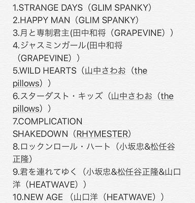 SONGS & FRIENDS 〜佐野元春『Cafe Bohemia』〜@LINE CUBE SHIBUYA(渋谷公会堂)_a0000912_08550607.jpg