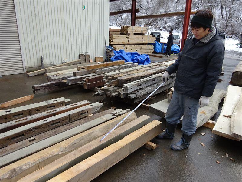 下太田 古材新築の家 進行中。_f0105112_04124322.jpg