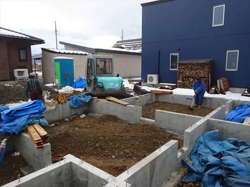 下太田 古材新築の家 進行中。_f0105112_04165361.jpg