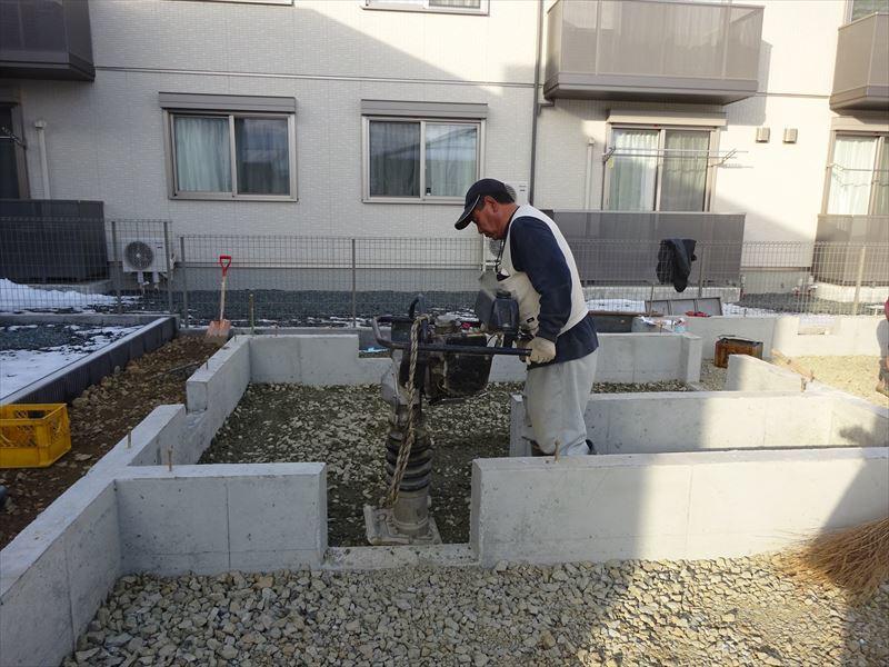下太田 古材新築の家 進行中。_f0105112_04165374.jpg