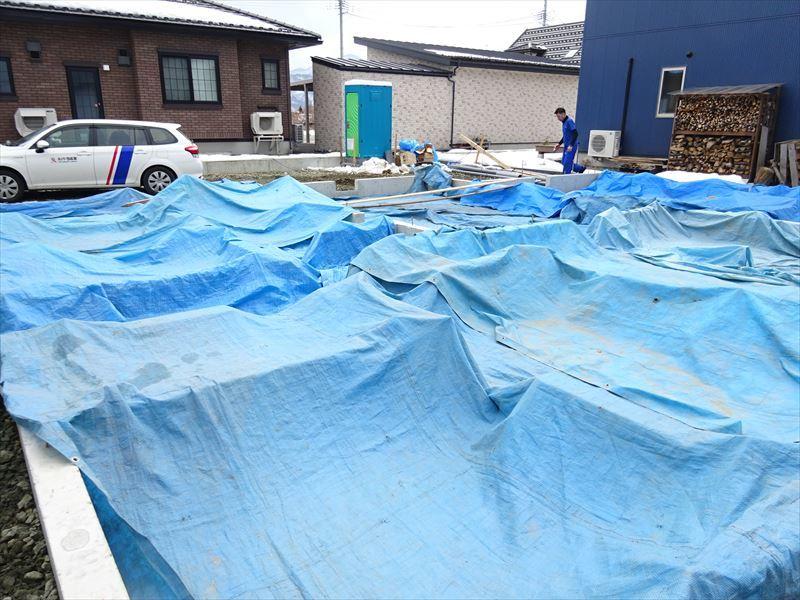 下太田 古材新築の家 進行中。_f0105112_04232926.jpg