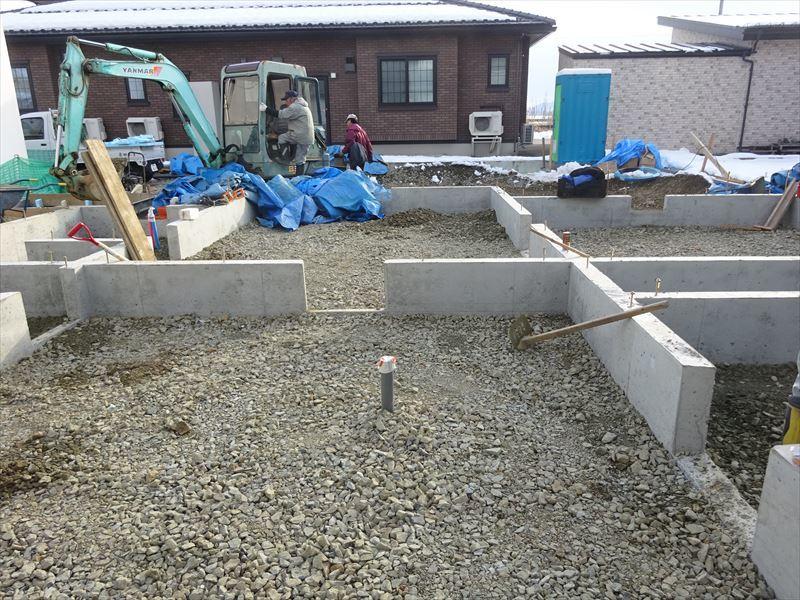 下太田 古材新築の家 進行中。_f0105112_04232930.jpg