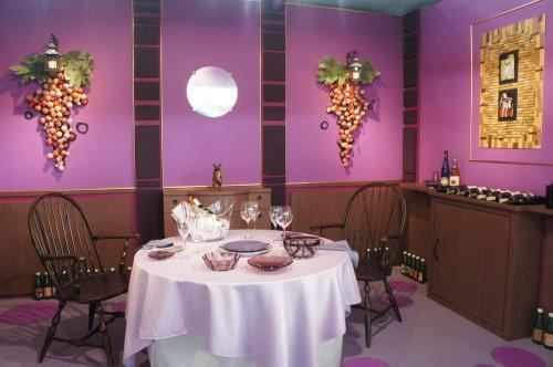 【テーブルセッティングによる食空間の提案】_f0215714_16574421.jpg