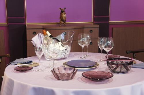 【テーブルセッティングによる食空間の提案】_f0215714_16590075.jpg