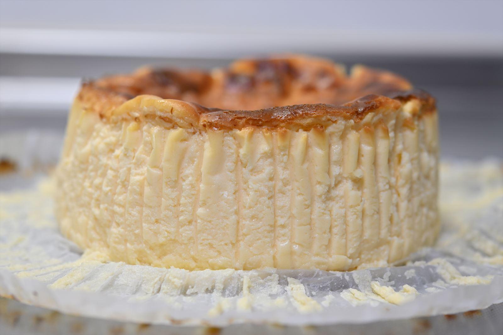 チーズ ケーキ ガスタ