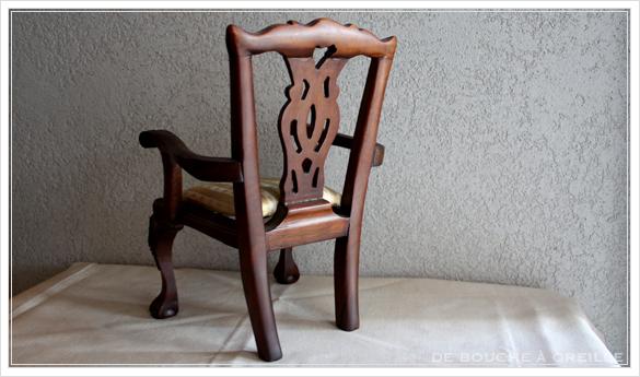 chaise de poupee 古い木製のドールチェア チッペンデール様式 フランスアンティーク_d0184921_16184110.jpg