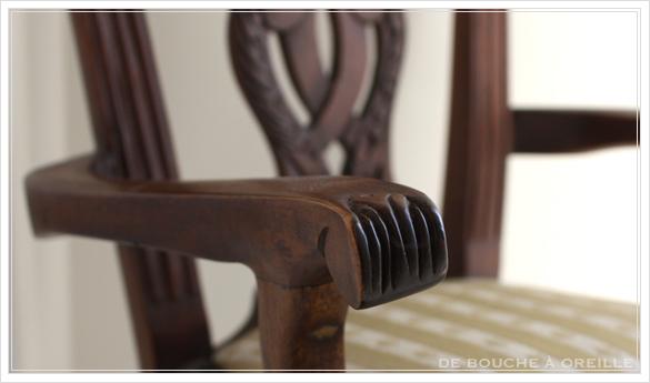 chaise de poupee 古い木製のドールチェア チッペンデール様式 フランスアンティーク_d0184921_16195954.jpg