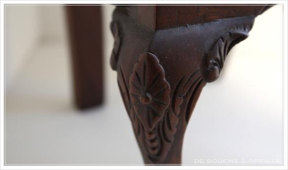 chaise de poupee 古い木製のドールチェア チッペンデール様式 フランスアンティーク_d0184921_16204891.jpg