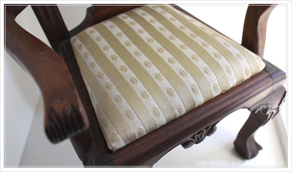 chaise de poupee 古い木製のドールチェア チッペンデール様式 フランスアンティーク_d0184921_16221867.jpg