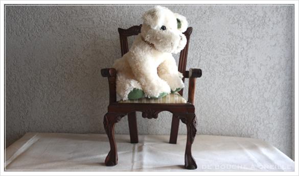 chaise de poupee 古い木製のドールチェア チッペンデール様式 フランスアンティーク_d0184921_16270675.jpg