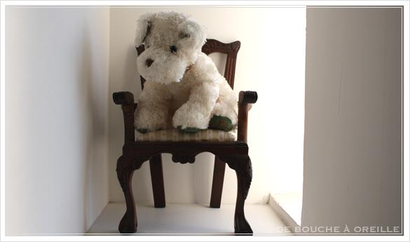 chaise de poupee 古い木製のドールチェア チッペンデール様式 フランスアンティーク_d0184921_16295263.jpg