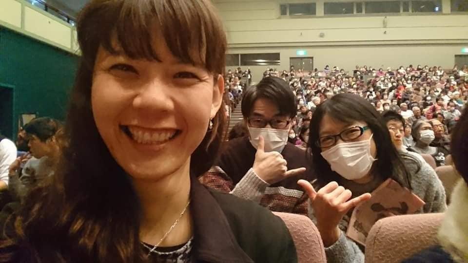 津島市 ふれ愛チャリティーコンサートでコニシキさんの演奏を聴きました!_f0373339_12480810.jpg
